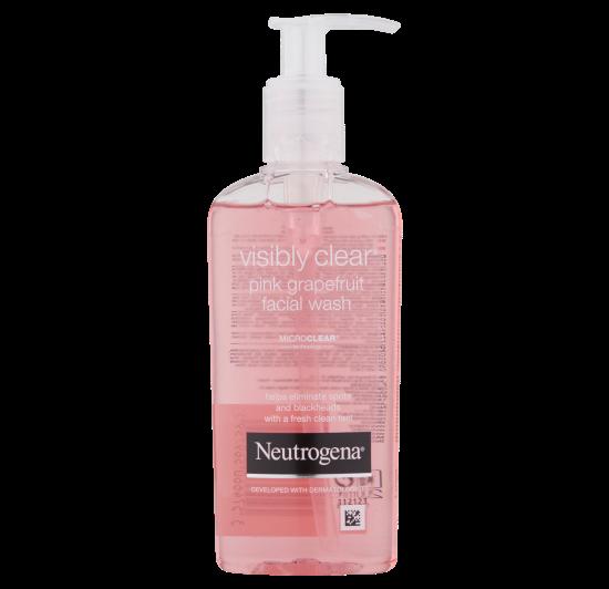 NEUTROGENA VISIBLY CLEAR® Pink Grapefruit Facial Wash