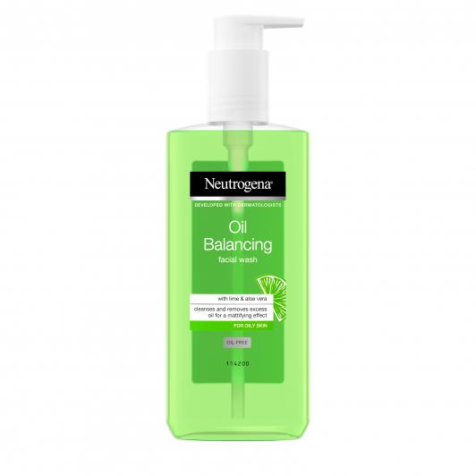 Neutrogena Oil Balancing Facial Wash 200ml