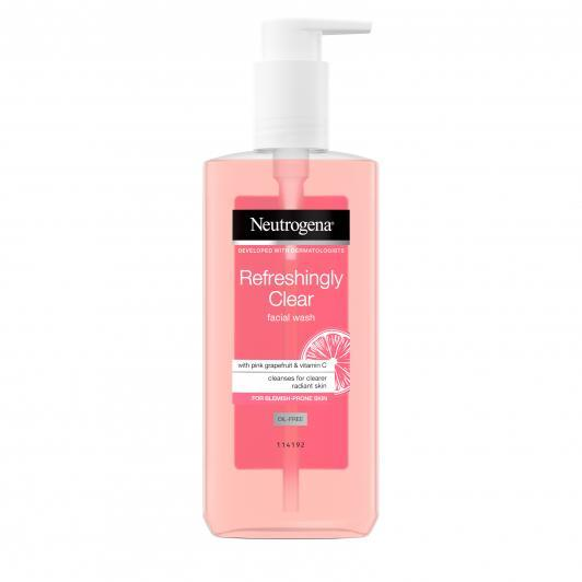 Neutrogena Refreshingly Clear Facial wash